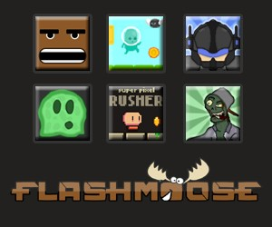 Flash Moose Online Games