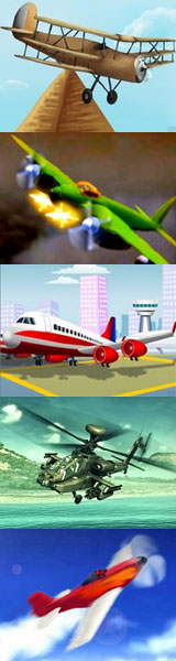 Play Airplane Games