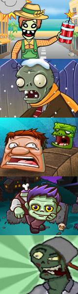 Zombie Arcade Games